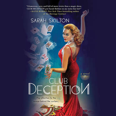 Club Deception Audiobook, by Sarah Skilton