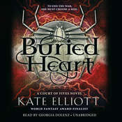 Buried Heart Audiobook, by Kate Elliott