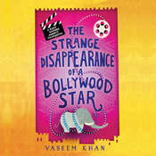The Strange Disappearance of a Bollywood Star Audiobook, by Vaseem Khan