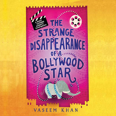The Strange Disappearance of a Bollywood Star Audiobook, by