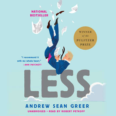 Less Audiobook, by Andrew Sean Greer