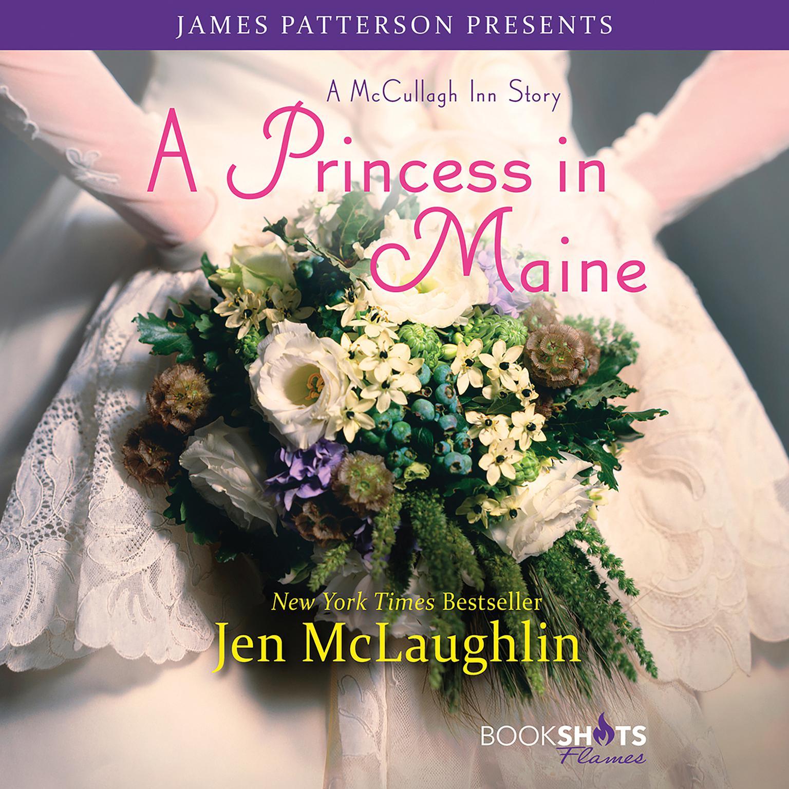 Printable A Princess in Maine: A McCullagh Inn Story Audiobook Cover Art