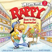 Rappy Goes to the Supermarket Audiobook, by Dan Gutman