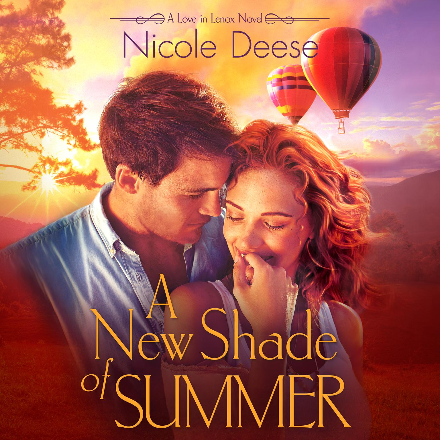 Printable A New Shade of Summer Audiobook Cover Art