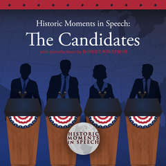 The Candidates Audiobook, by the Speech Resource Company