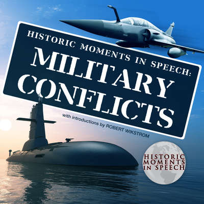Military Conflicts Audiobook, by the Speech Resource Company