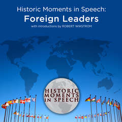 Foreign Leaders Audiobook, by the Speech Resource Company