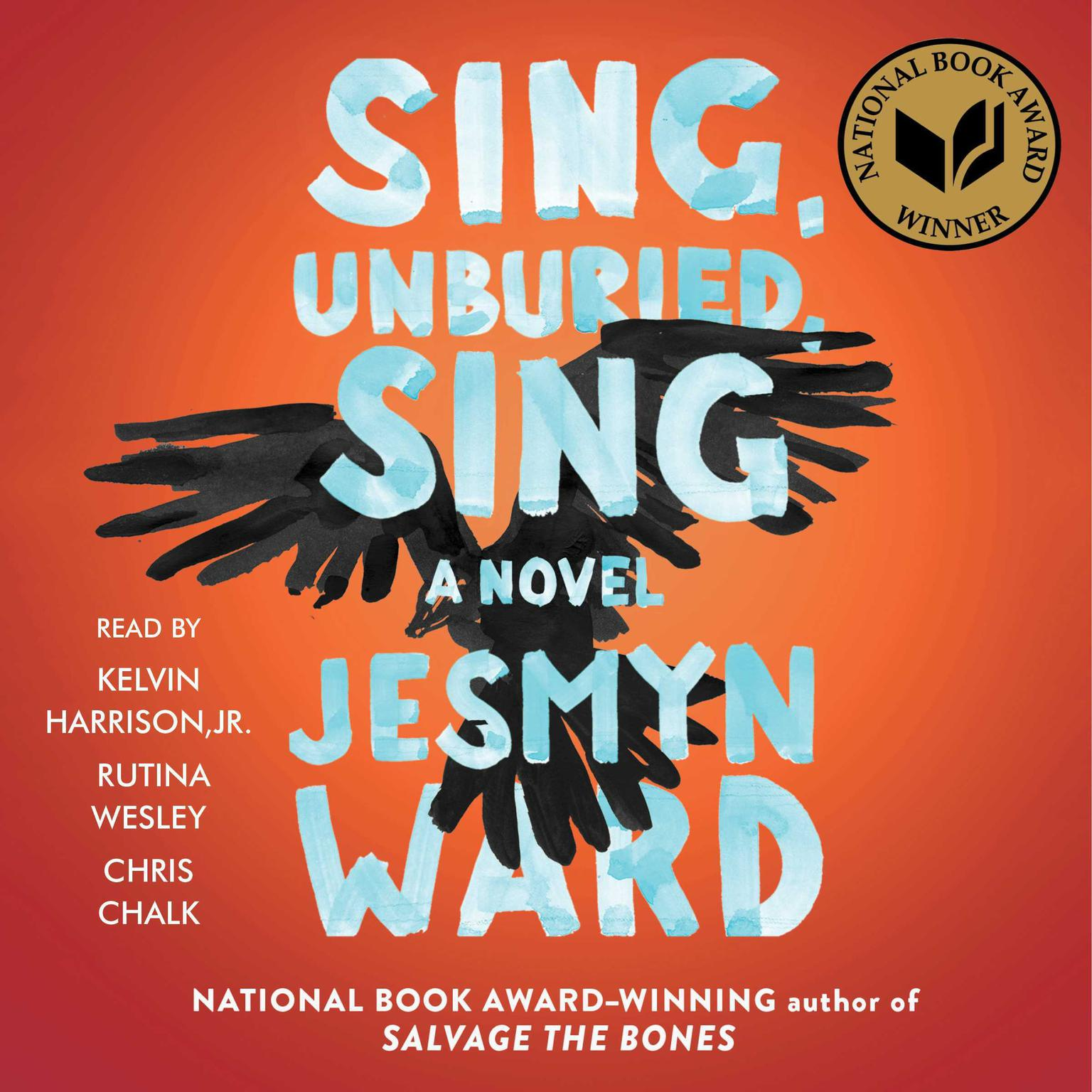 Printable Sing, Unburied, Sing: A Novel Audiobook Cover Art