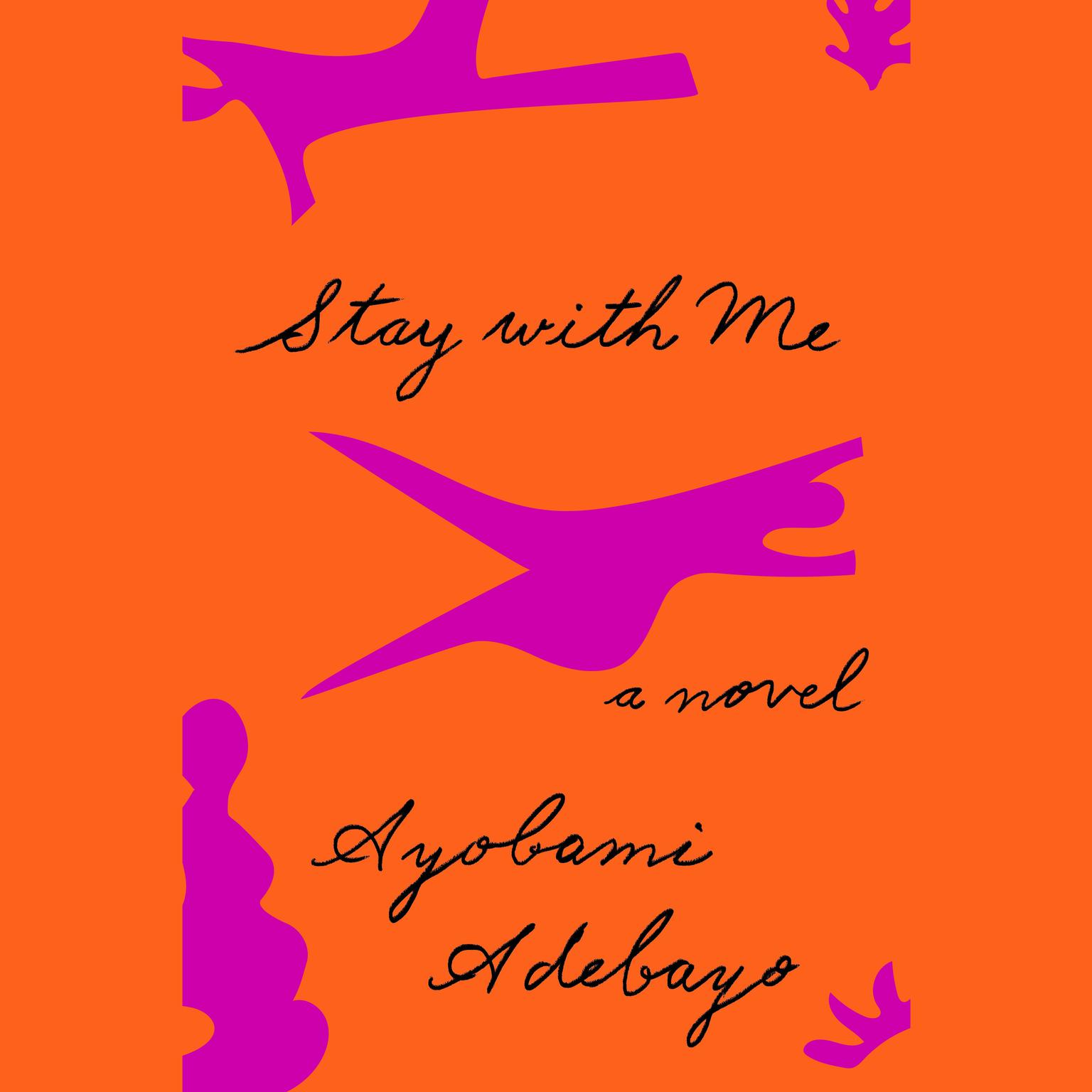 Printable Stay with Me: A novel Audiobook Cover Art