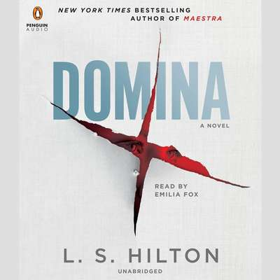 Domina Audiobook, by L. S. Hilton