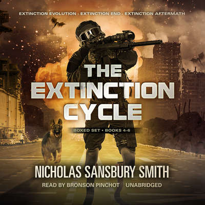 The Extinction Cycle Boxed Set, Books 4–6: Extinction Evolution, Extinction End, and Extinction Aftermath Audiobook, by