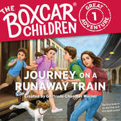 Journey on a Runaway Train Audiobook, by JM Lee, Dee Garretson, Gertrude Chandler Warner