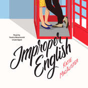 Improper English, by Katie MacAlister