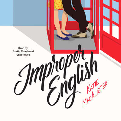 Improper English Audiobook, by Katie MacAlister
