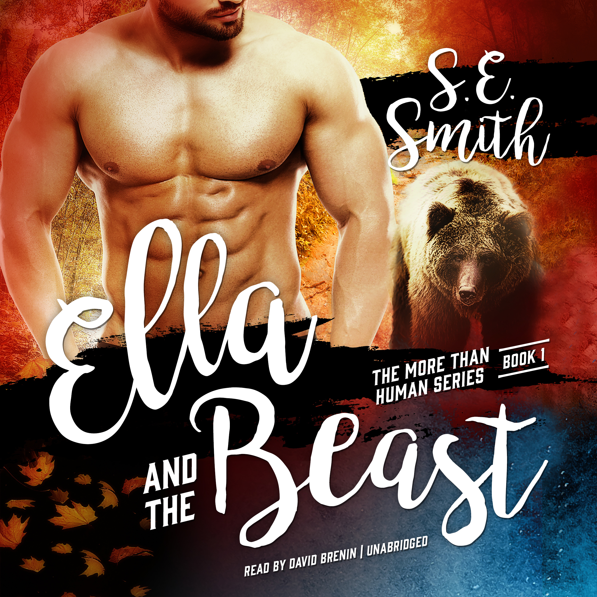 Printable Ella and the Beast Audiobook Cover Art