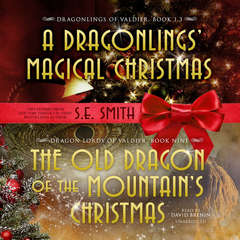 The Old Dragon of the Mountain's Christmas Audiobook, by S.E. Smith