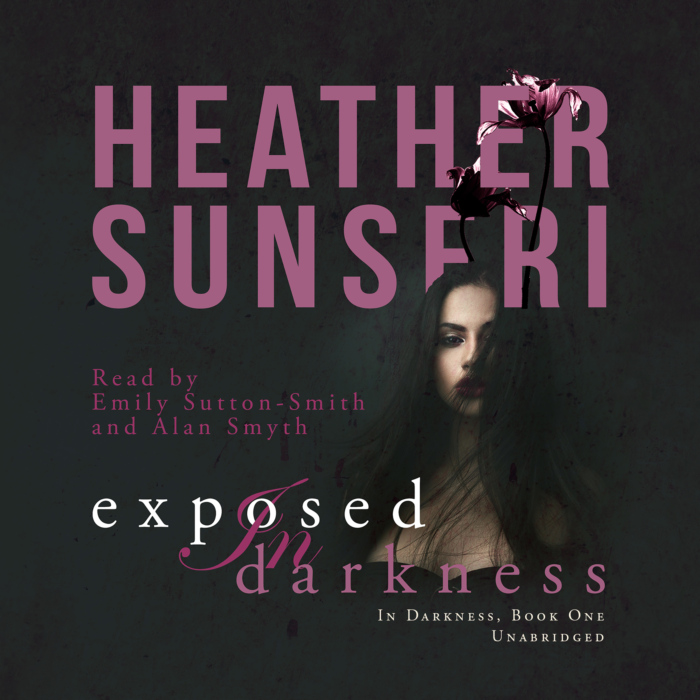 Printable Exposed in Darkness Audiobook Cover Art