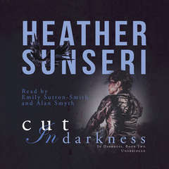 Cut in Darkness Audiobook, by Heather Sunseri