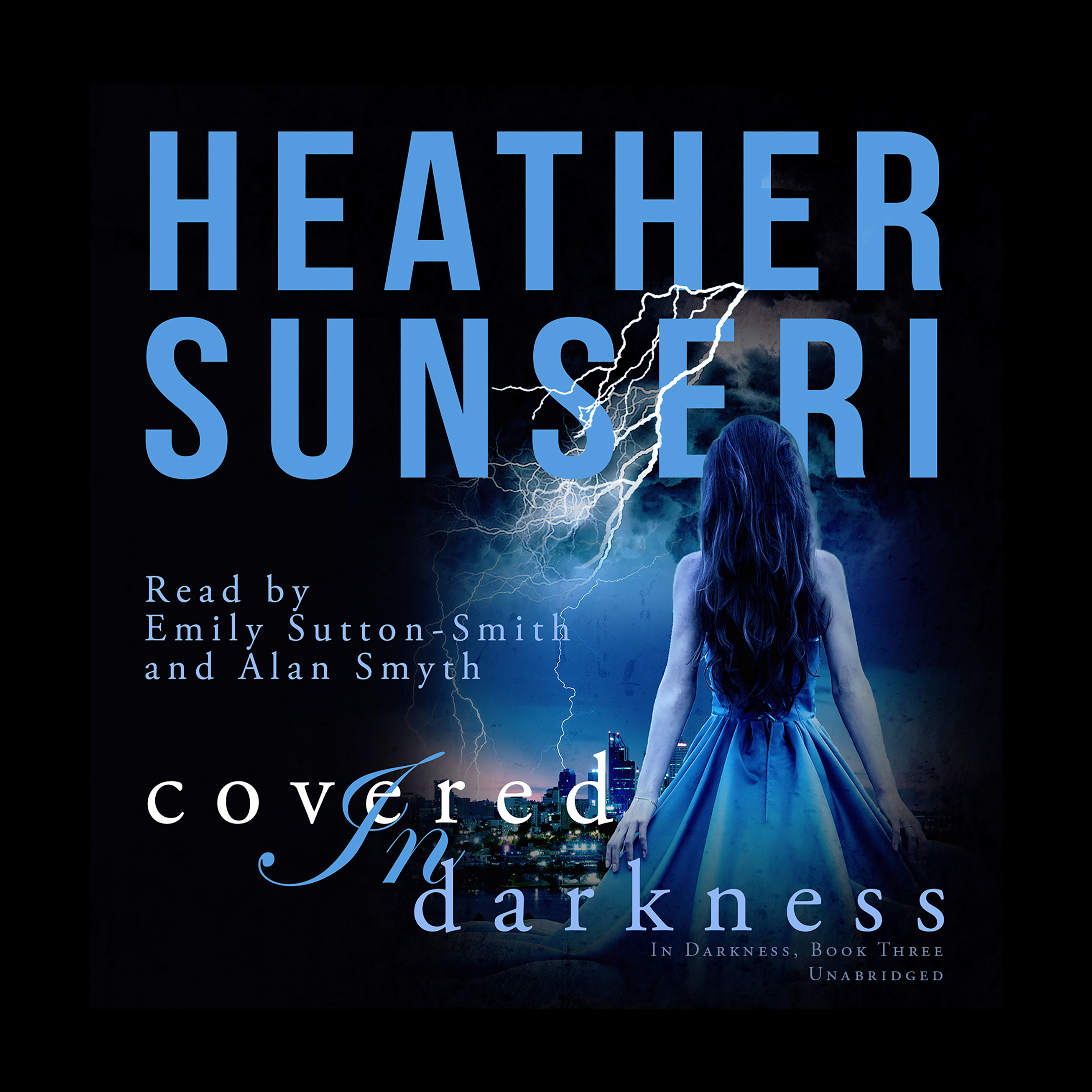 Printable Covered in Darkness  Audiobook Cover Art