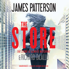 The Store Audiobook, by James Patterson, Richard DiLallo
