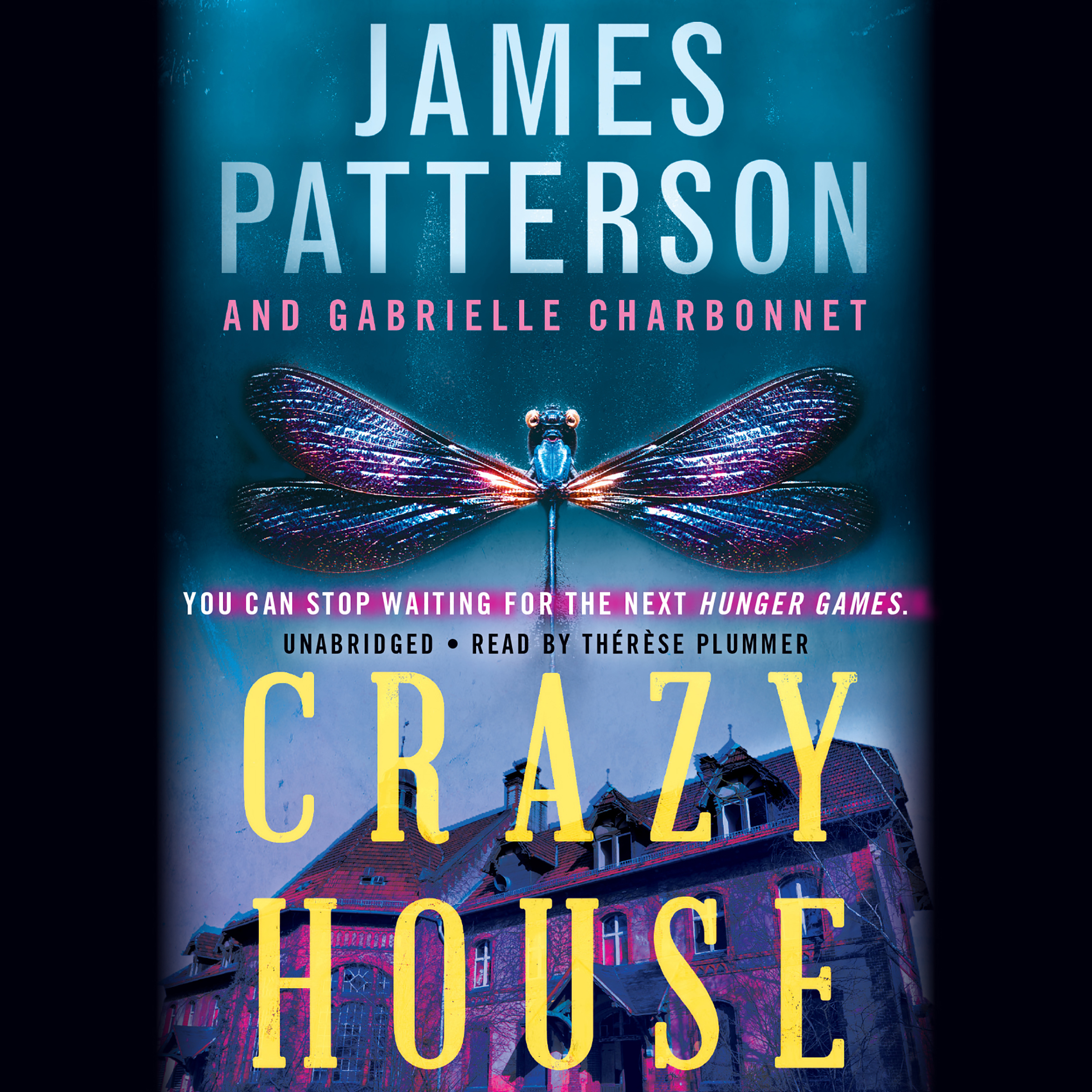 Printable Crazy House Audiobook Cover Art