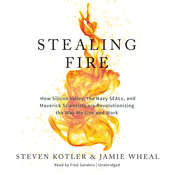 Stealing Fire: How Silicon Valley, the Navy SEALs, and Maverick Scientists Are Revolutionizing the Way We LIve and Work Audiobook, by Steven Kotler