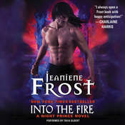 Into the Fire Audiobook, by Jeaniene Frost