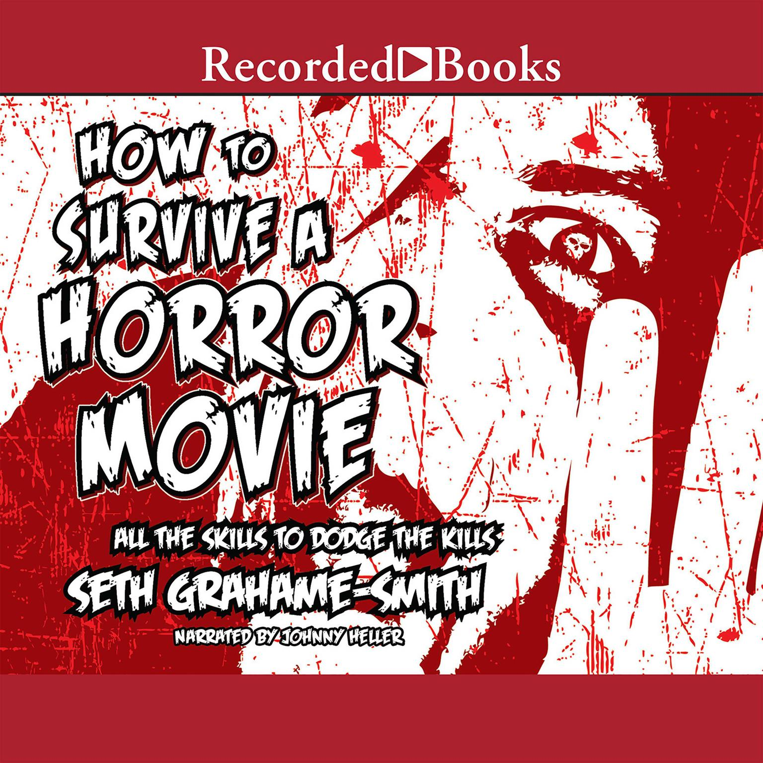 Printable How to Survive a Horror Movie Audiobook Cover Art