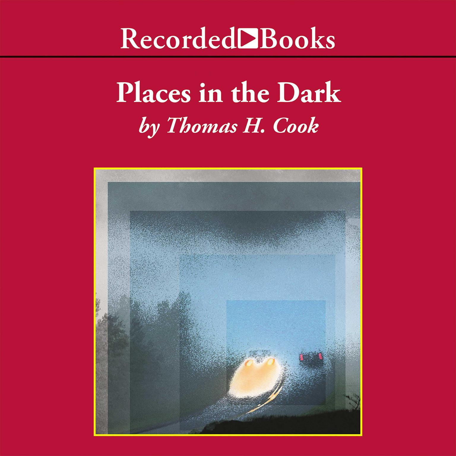 Printable Places in the Dark Audiobook Cover Art