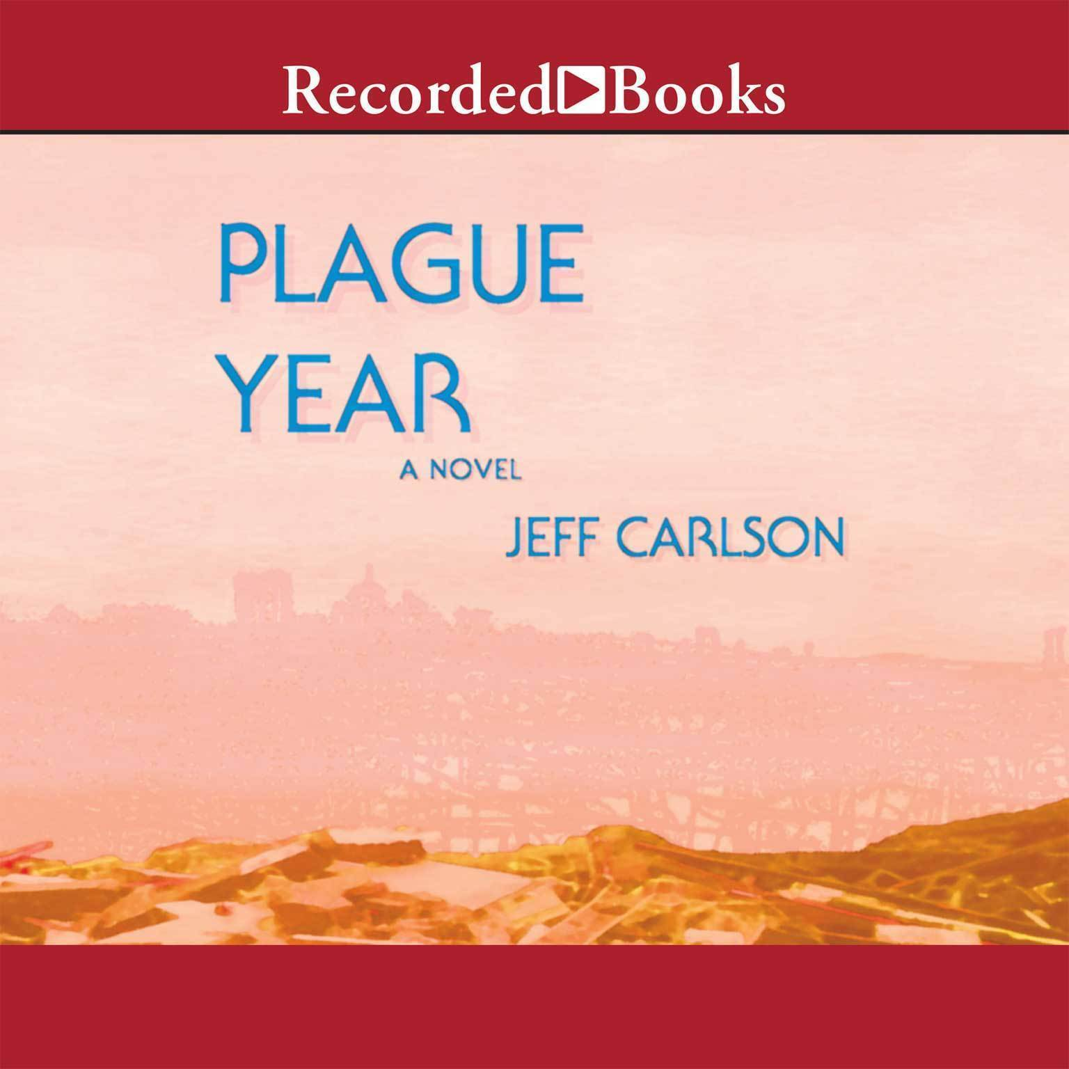 Printable Plague Year Audiobook Cover Art