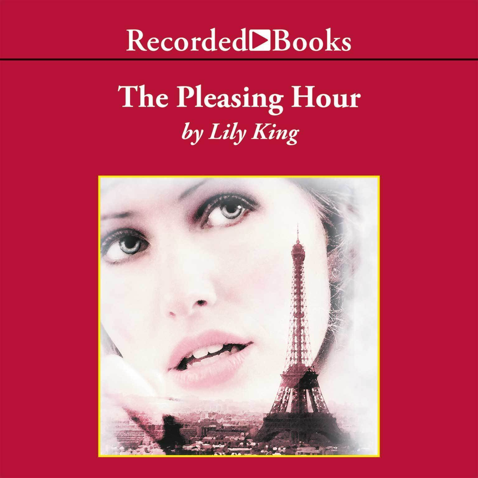 Printable The Pleasing Hour Audiobook Cover Art