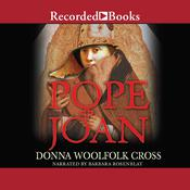 Pope Joan Audiobook, by Donna Woolfolk Cross