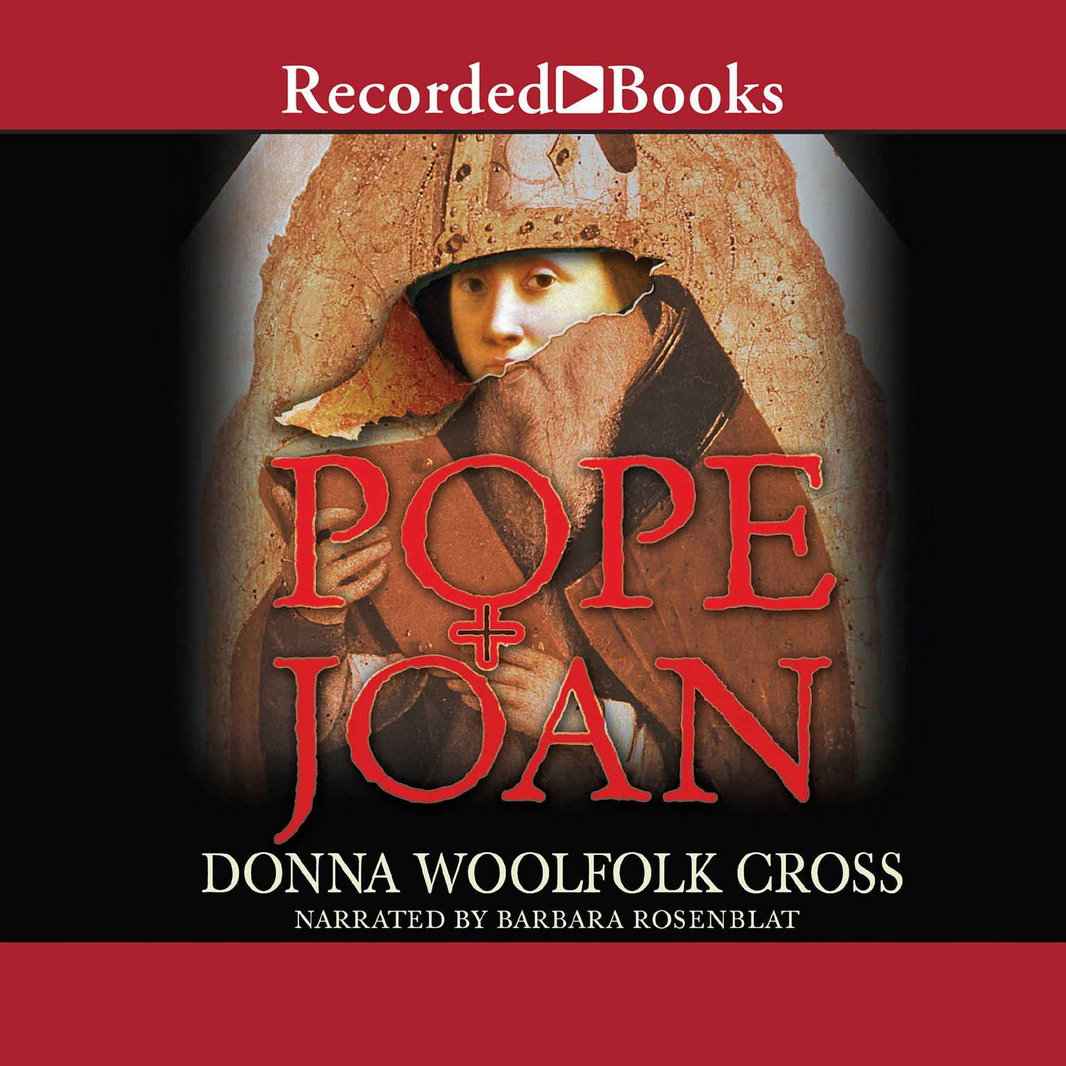 Printable Pope Joan Audiobook Cover Art
