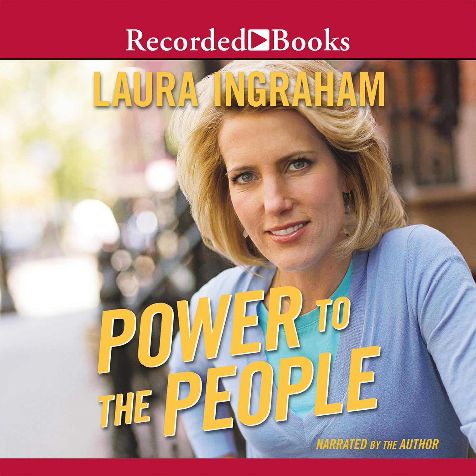 Printable Power to the People Audiobook Cover Art