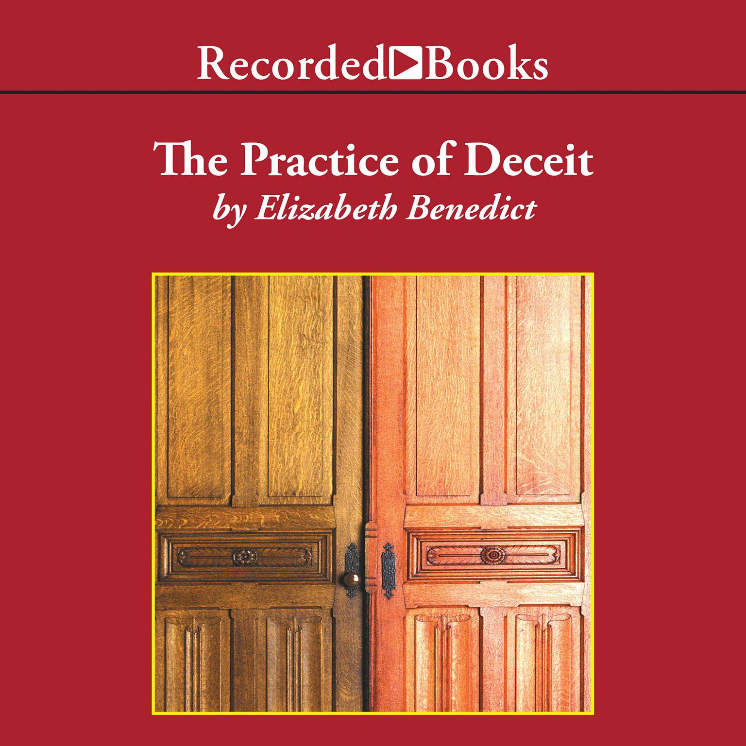 Printable The Practice of Deceit: A Novel Audiobook Cover Art