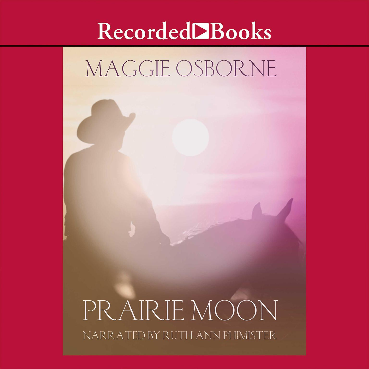 Printable Prairie Moon Audiobook Cover Art