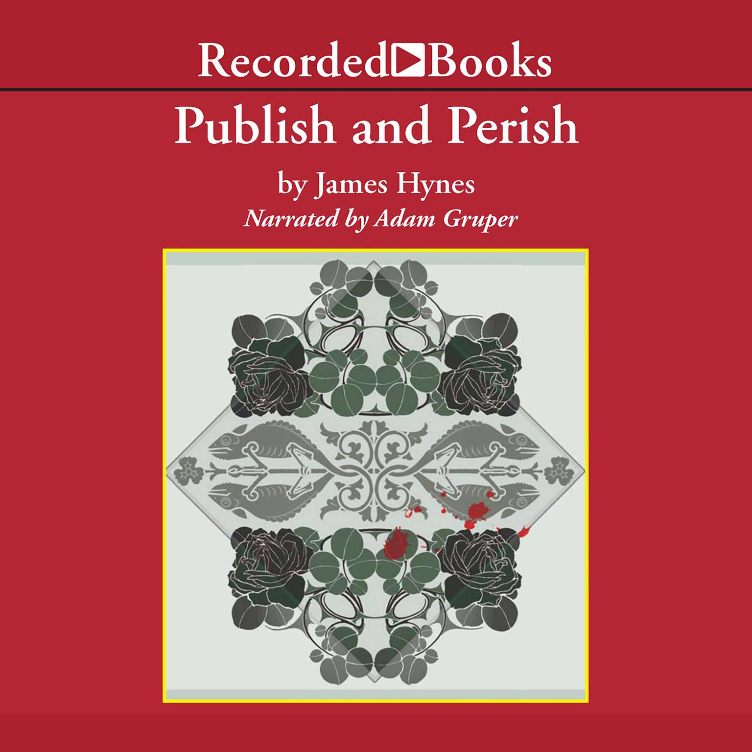 Printable Publish and Perish: Three Tales of Tenure and Terror Audiobook Cover Art