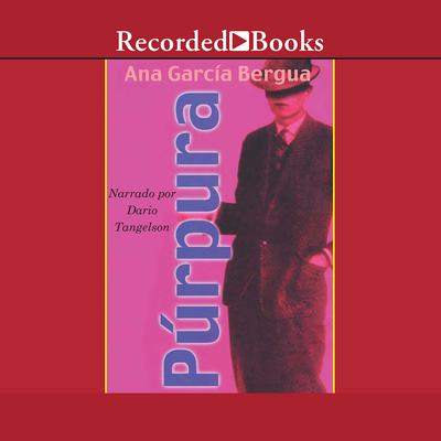 Púrpura Audiobook, by Ana Bergua