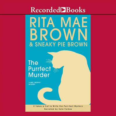 The Purrfect Murder Audiobook, by