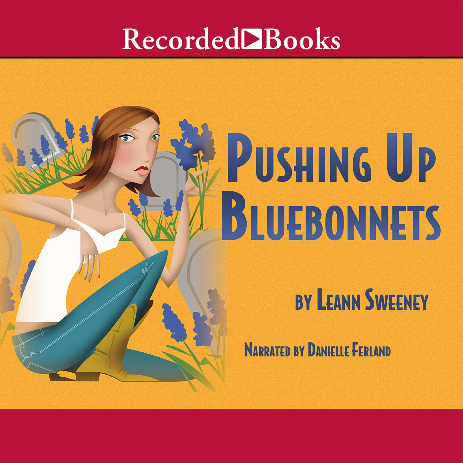 Printable Pushing Up Bluebonnets Audiobook Cover Art
