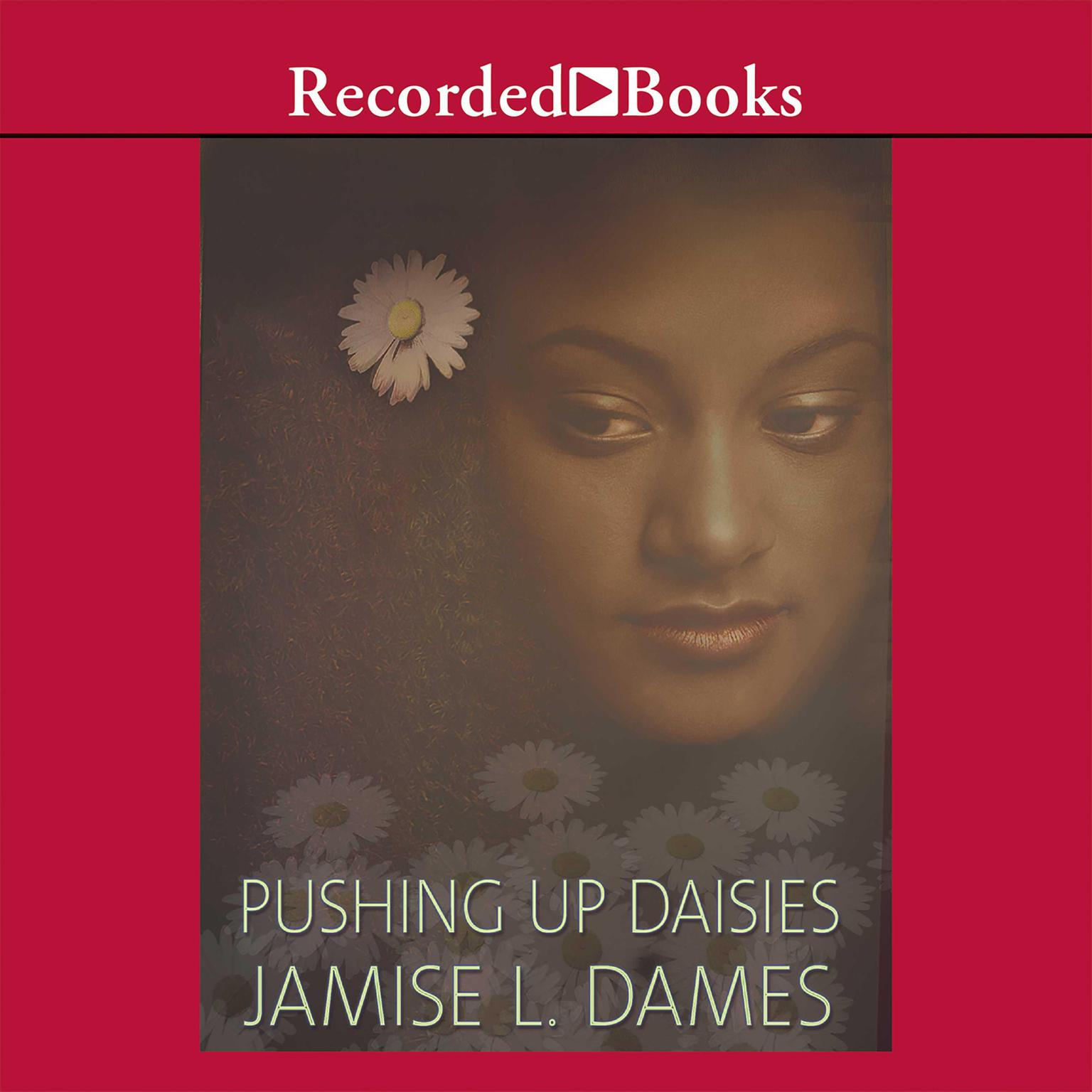Printable Pushing Up Daisies Audiobook Cover Art