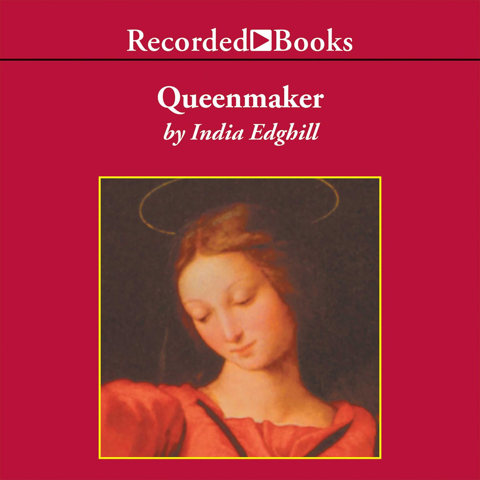 Printable Queenmaker: A Novel of King David's Queen Audiobook Cover Art