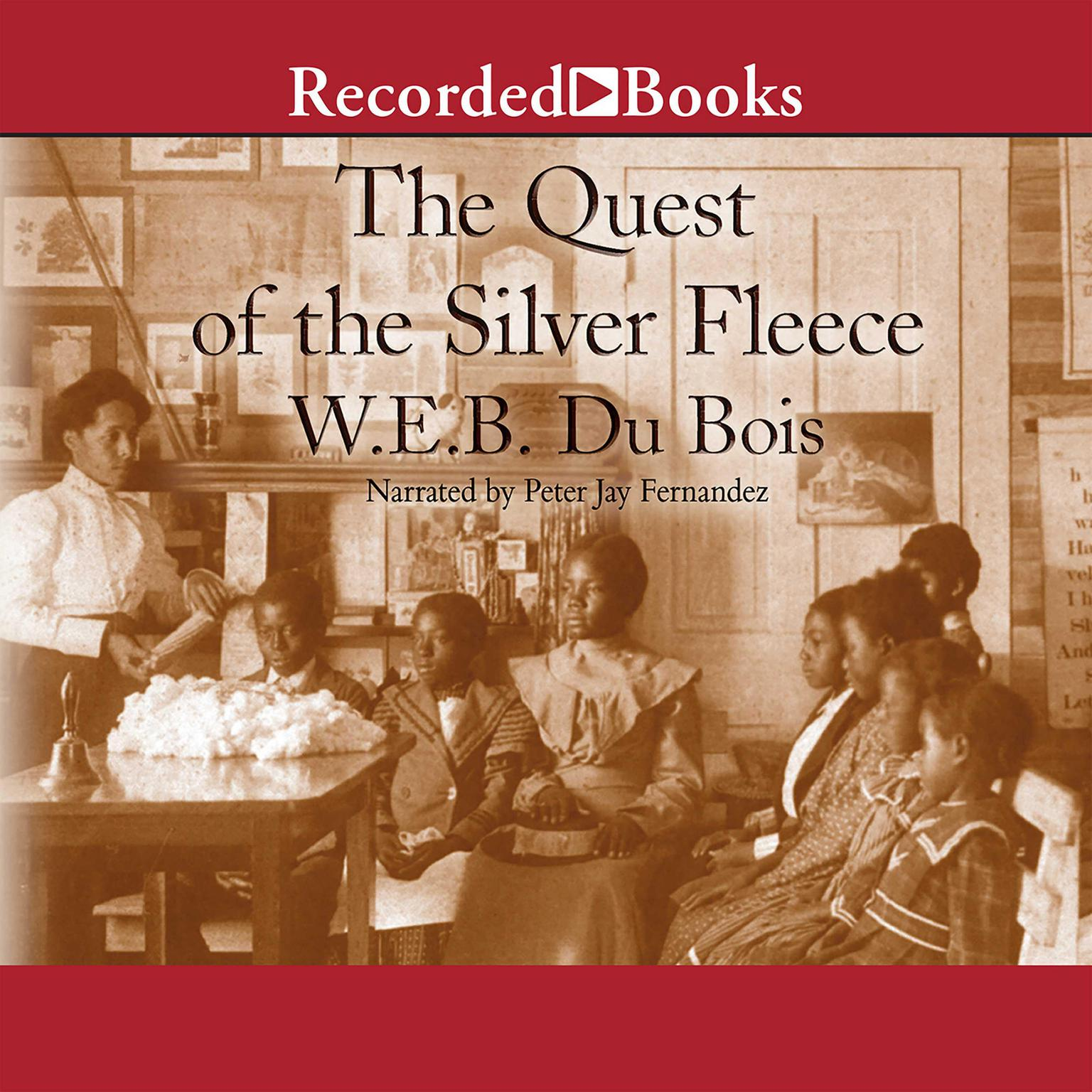 Printable The Quest of the Silver Fleece: A Novel Audiobook Cover Art