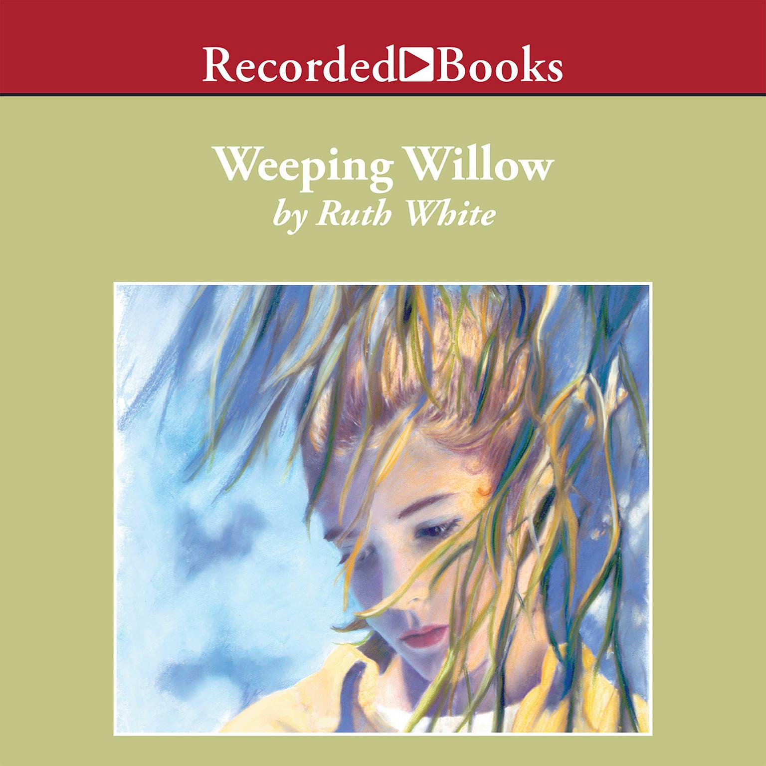 Printable Weeping Willow Audiobook Cover Art