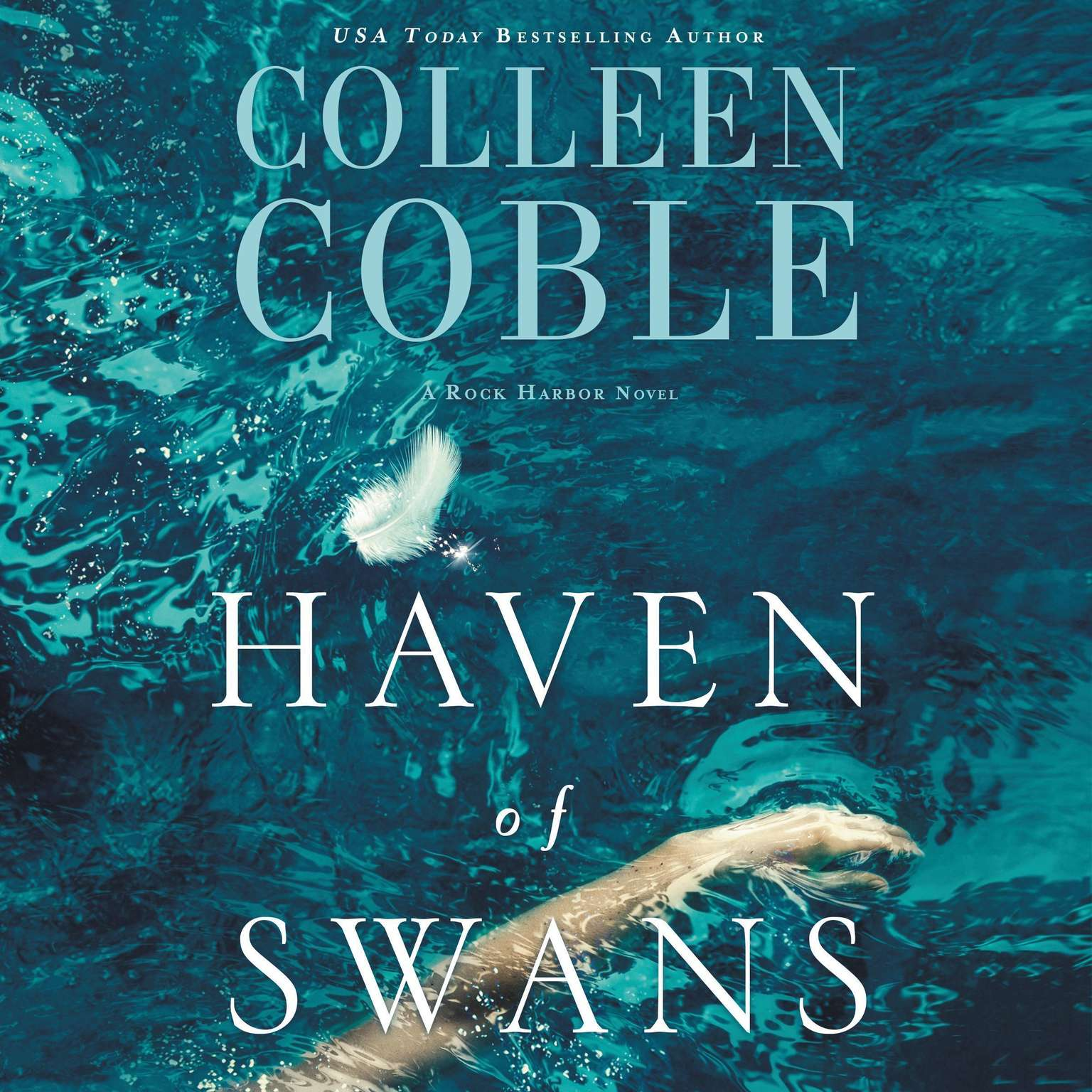 Haven of Swans: (previously published as Abomination) Audiobook, by Colleen Coble