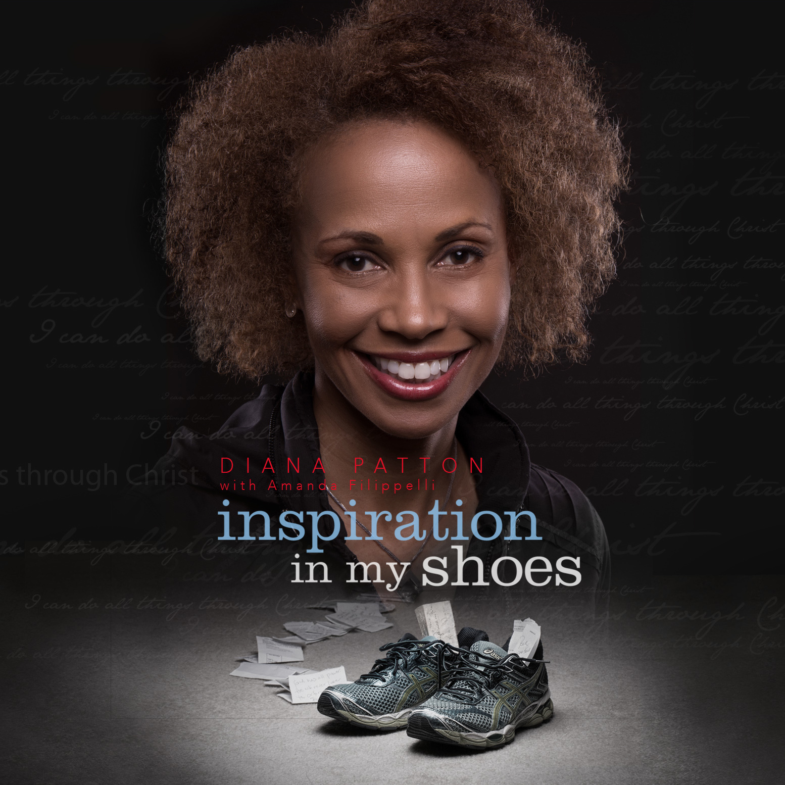 Printable Inspiration In My Shoes Audiobook Cover Art