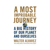 A Most Improbable Journey: A Big History of Our Planet and Ourselves, by Walter Alvarez