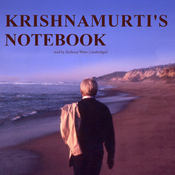Krishnamurti's Notebook Audiobook, by Jiddu Krishnamurti