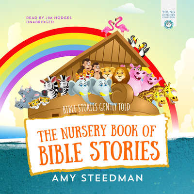 The Nursery Book of Bible Stories Audiobook, by Amy Steedman