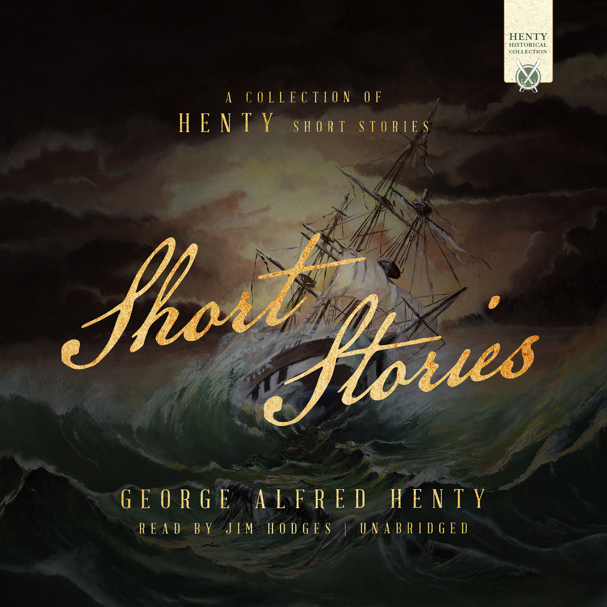 Printable Short Stories: A Collection of Henty Short Stories Audiobook Cover Art